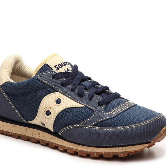 promo code 11c9a 351a7 Men's Saucony Jazz Low Pro Vegan Retro Sneaker